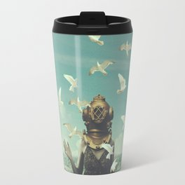 Aquatic Radioactive Travel Mug