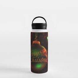 Merry Christmas Water Bottle