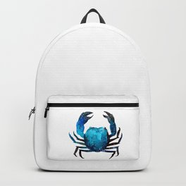 Cerulean blue Crustacean Backpack