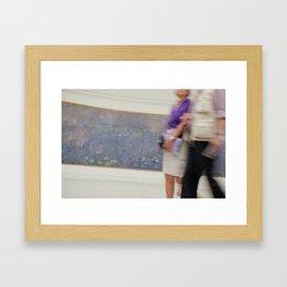 Move 1 Framed Art Print