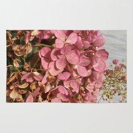 Bush Pink Petals Rug
