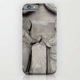 Monument To William Wentworth And His Wife Henrietta iPhone Case