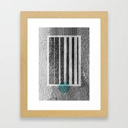 Ceru Framed Art Print