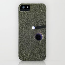 Putting iPhone Case