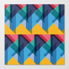 Crazy Abstract Stuff 2 Canvas Print
