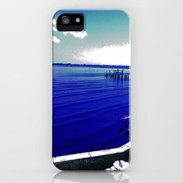 Verano Fresco iPhone Case