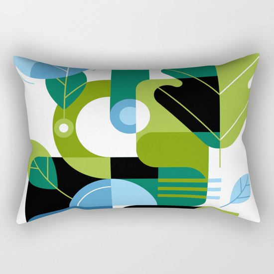 Biology Rectangular Pillow