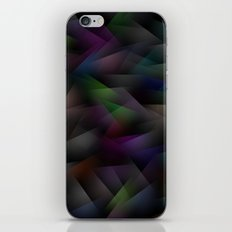 Abstract Geometric Shapes 1 iPhone & iPod Skin