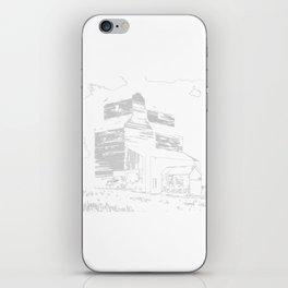 Grain Elevator iPhone Skin