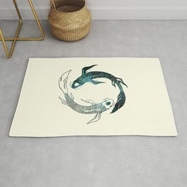 Balance in the Universe Rug