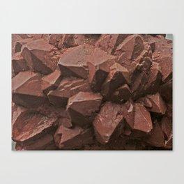 Ferrous Quartz Canvas Print