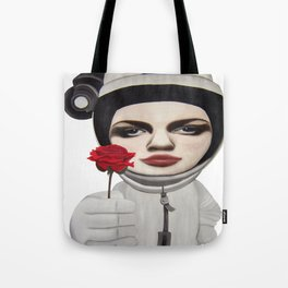 from outer space Tote Bag