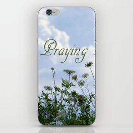 Flower Ridge iPhone Skin