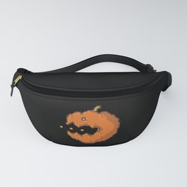 Pumpkin Pixel Retro Gaming Fanny Pack