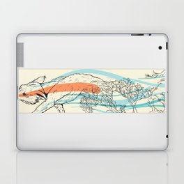 Bramble Fox Laptop & iPad Skin