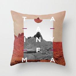 Timanfaya1 Throw Pillow