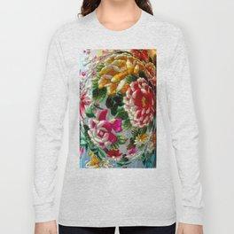 Chintz Egg Long Sleeve T-shirt