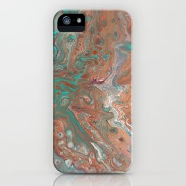 """""""Copperopolis"""" by Laurie Ann Hunter iPhone Case"""
