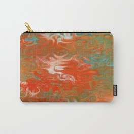 As Luck Would Have It, Abstract Art Carry-All Pouch