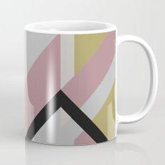 Modernist Dazzle Ship Camouflage Design Mug