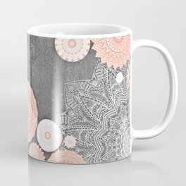 FESTIVAL FLOW BLUSH SUNSHINE Coffee Mug