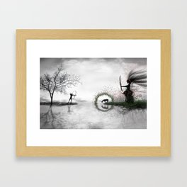 Potnia | Mother Earth Framed Art Print