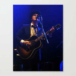 Peter Doherty Canvas Print