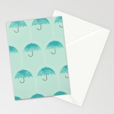 Umbrella Falls Stationery Cards