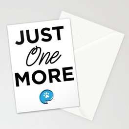 Just One More Stationery Cards