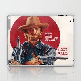 The Outlaw Josey Wales Laptop & iPad Skin