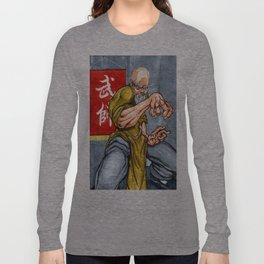 Shoalin Style Long Sleeve T-shirt