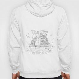 La Citta' sul mare Hoody