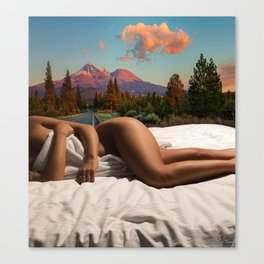 Take Me On A Tripp Canvas Print