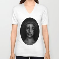 ali gulec V-neck T-shirts featuring Ali by Mickt Flior