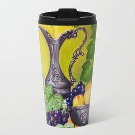 "Still life ""Wine in a pitcher"" Travel Mug"