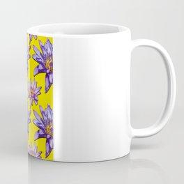 Water Lily Fire Coffee Mug