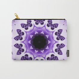 All things with wings (purple) Carry-All Pouch