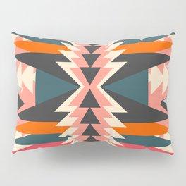 Colorful ethnic decoration Pillow Sham