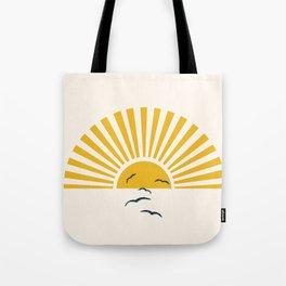 Minimalistic Summer I Tote Bag