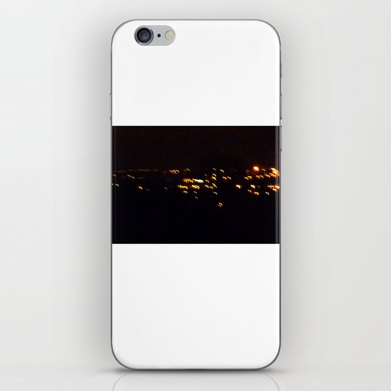 fire birds iPhone & iPod Skin