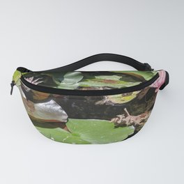 Waterlilies Fanny Pack