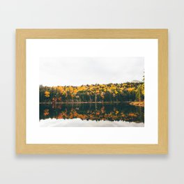 FROM HERE TO THERE Framed Art Print