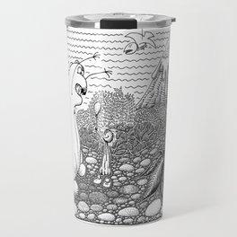DinoSortOf Travel Mug