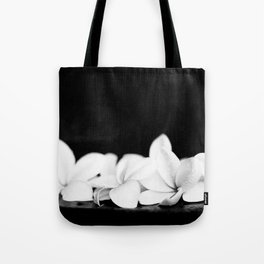Singapore White Plumeria Flowers the Fragrance of Hawaii Tote Bag