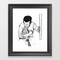 Renvoi Sans Issue Framed Art Print