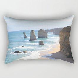 The Twelve Apostles Rectangular Pillow