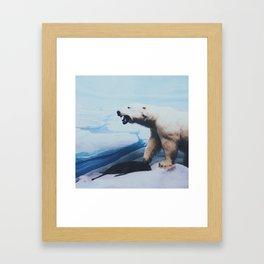 Museum Wildlife III Framed Art Print