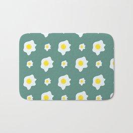 Eggs Pattern Bath Mat