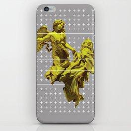 YELLOW ECSTASY iPhone Skin