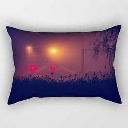 Holme Wood Crossing Rectangular Pillow